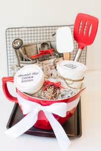 holiday cookie gift basket the tomkat studio blog
