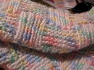 Beginner Knitting Baby Blanket   My Crochet