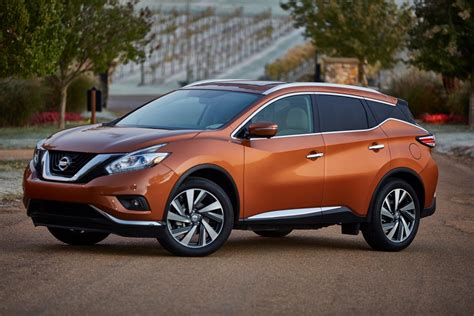 Nissan Car : Nissan Is Selling A 2016 Murano Hybrid, But Good Luck