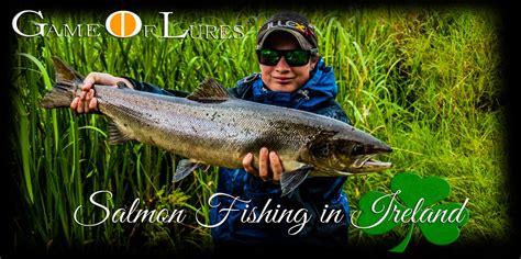 game  lures salmon fishing  ireland