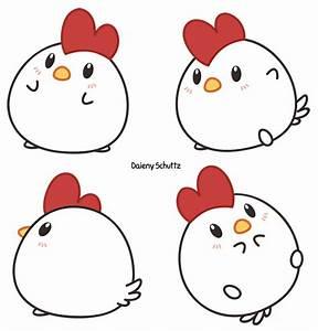 Chibi Chicken by Daieny on DeviantArt