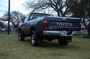 Sell Used Garage Kept 1990 Toyota Pickup 4x4 29 Xxx