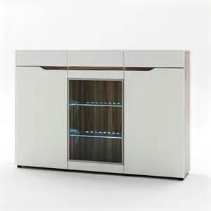 wohnzimmer kommode wow highboard matt weiß nussbaum satin kommode sideboard wohnzimmer schrank ebay