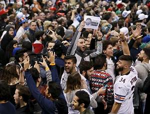 Trump Supporters Tell Black Protester Jedidiah Brown To Go  U0026 39 Back To Africa U0026 39  During Chicago Rally