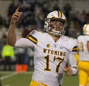 Passion of Wyoming QB Josh Allen has put him in spotlight ...