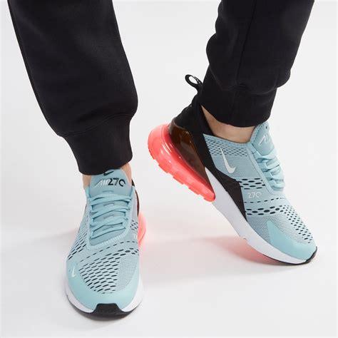 3637554efb3103 2000 x 2000 en-ae.sssports.com. Shop Blue Nike Air Max 270 Shoe ...