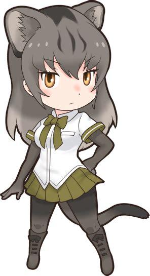 jaguarundi japari library  kemono friends wiki