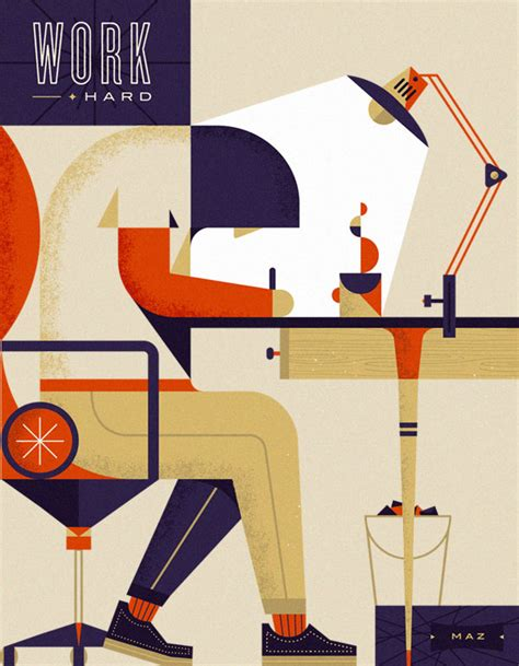 Home Based Web Design Work by 35 Amazing Geometric Poster Designs Web Graphic Design