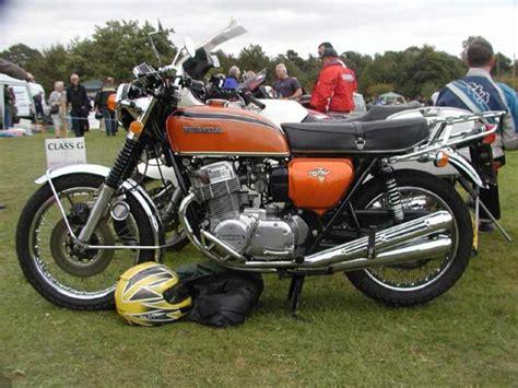 1973 honda cb750k2 classic motorcycle