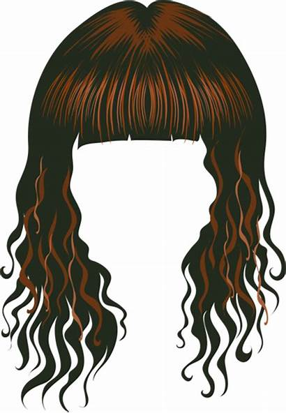 Clipart Cartoon Wig Transparent Clip Wigs Library
