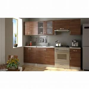Einbaukuche 240 cm kuchenzeile kuche for Küchenzeile 240 cm