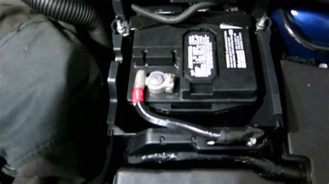 batterie ford how to replace ford focus battery
