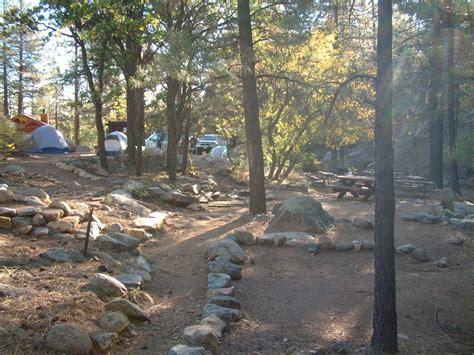 wild  springs campground nextcampsite