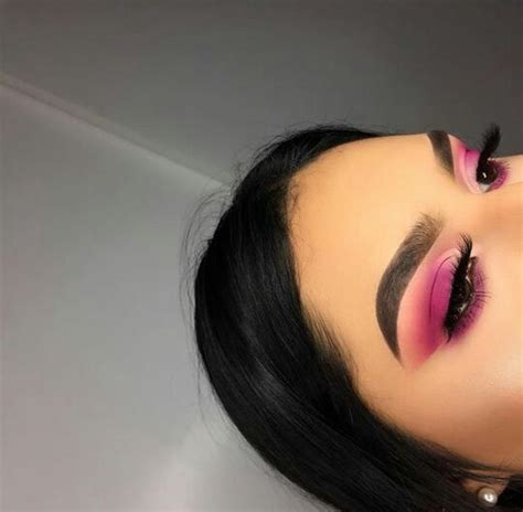 pink eyeshadow ideas  pinterest pink eye