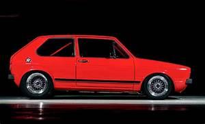 6 0-litre V8-engined Volkswagen Golf Gti Mk1