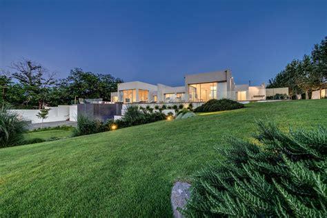 modern nature design modern luxury villas designed by gal marom architects