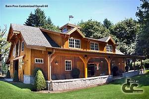 barn pros customized denali series barn with nantucket With barn pros nationwide