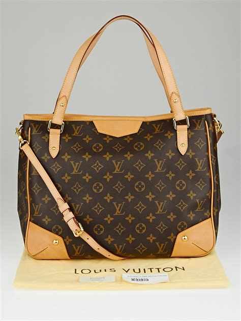 louis vuitton monogram canvas estrela mm bag handbags