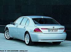 2004 BMW 730i since midyear 2004 for Europe specs review