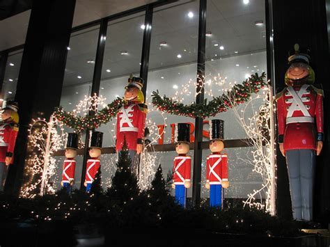 toy soldiers christmas decorations new york city ny 7