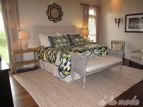alamode  master bedroom rug