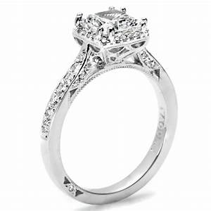 Win This Stunning Platinum Tacori Engagement Ring