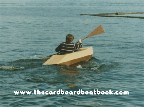 Cardboard Boat Book Pdf by Wooden Boat Plans Book
