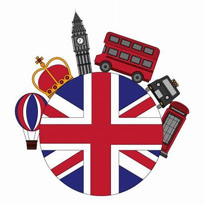 London Flaga Brytanii Wielkiej Flag Londyn Britain