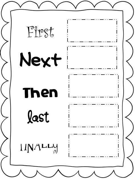 sequencing worksheets teaching sequencing and a freebie everyone deserves to learn