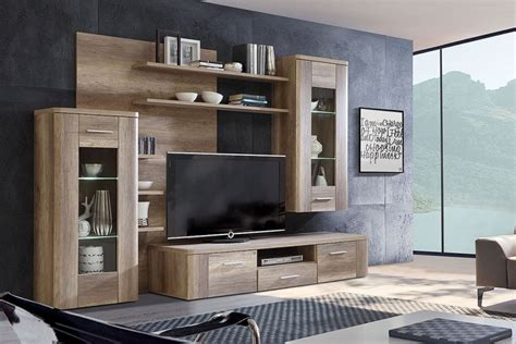muebles bufalo mueble de salón comedor moderno buffalo roble al mejor