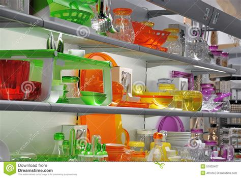 stores with kitchen accessories colorful kitchenware stock image image of window 5898