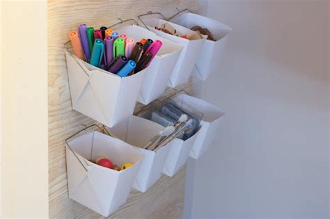 Tips For Storing Your Crafts When You're Limited On Space