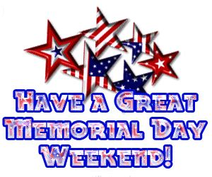 Free Memorial Day Clipart - Free Memorial Day Gifs