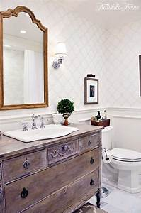 11 low cost ways to replace or redo a hideous bathroom With cost to paint bathroom