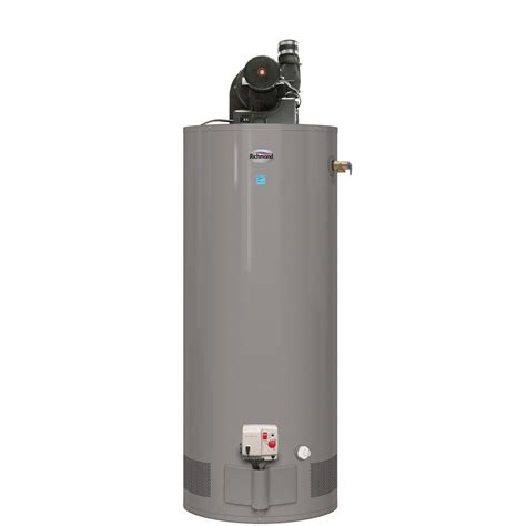 Richmond 40 Gal Short 6 Year 32,000 Btu Power Vent Liquid