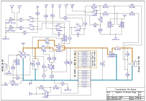Fully Programmable Modular Bench Power Supply Part