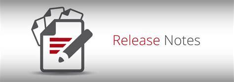 Release Notes   Arteco