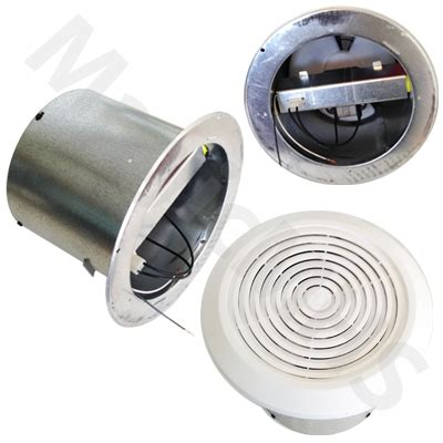 rv bathroom exhaust fan ventline bathroom exhaust fan vent 7 quot round
