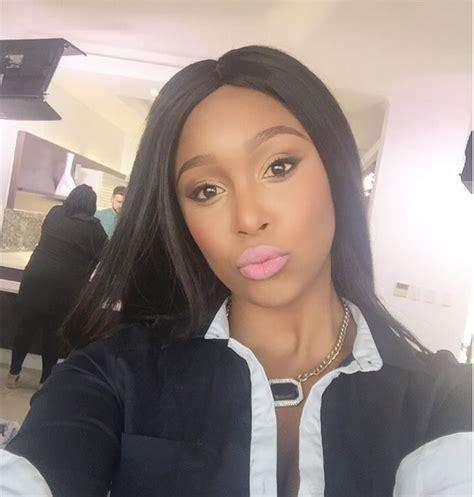 Minnie Dlamini love triangle?   All 4 Women