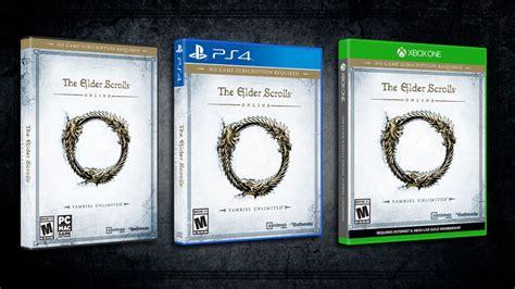 Elder Scrolls Console Release Date by The Elder Scrolls Drops Subs Console Release Date