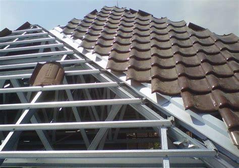 atap rumah baja ringan galvalum atap rumah