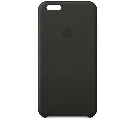 apple leather iphone apple leather iphone 6 black deals pc world
