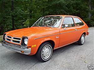 ToothyMinnow 1977 Chevrolet Chevette Specs, Photos
