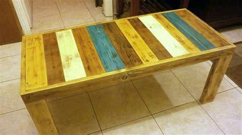 5 tavoli in legno economici e fai da te BCasa