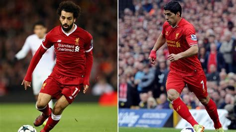 Salah Vs. Suarez At The World