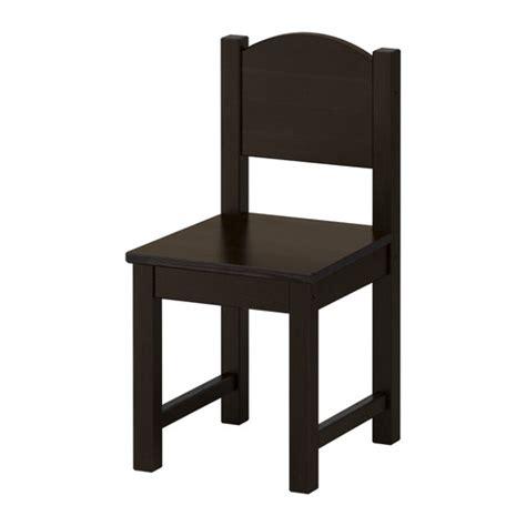 black ikea chair sundvik children s chair ikea