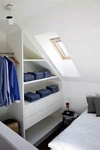 Regal Für Kleidung : 1001 ideen f r einbauschrank f r dachschr ge tolle designs ~ Markanthonyermac.com Haus und Dekorationen