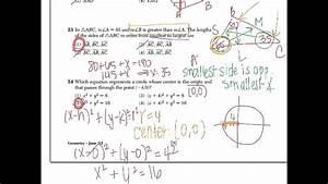 Geometry Regents Exam Answers