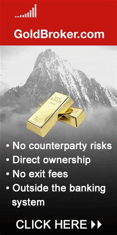 Bars Goldbroker Physical Bullion Investment Ron Paul