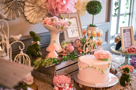 Baby Shower Ideas by Charming Garden Baby Shower Baby Shower Ideas Themes